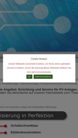 Vorschau der mobilen Webseite www.wolf-automation.de, Wolf GmbH