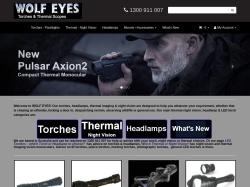 Wolf Eyes Promo Codes 2018