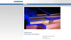www.wonnemann-holzwerk.de Vorschau, Gerhard Wonnemann GmbH