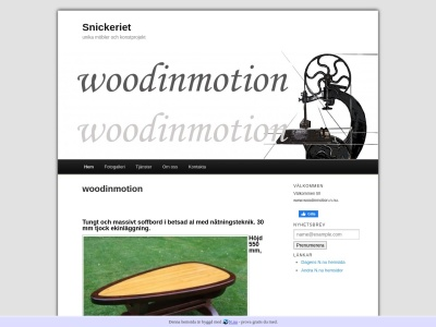www.woodinmotion.n.nu