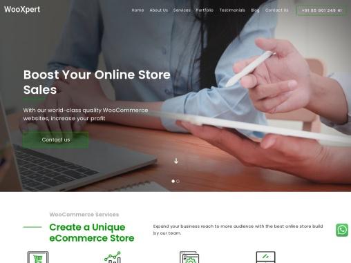Woocommerce web development | Woocommerce development company