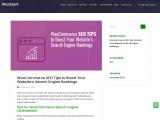 Woocommerce seo   Best ecommerce seo company