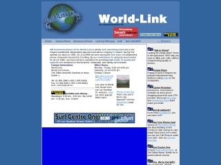 Screenshot for worldlink.ie