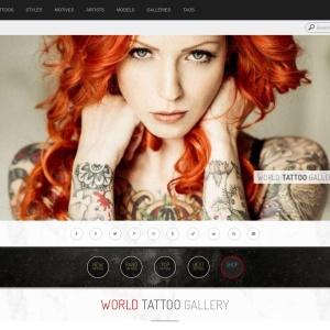 World Tattoo Gallery | Tattoo website with Best Tattoos