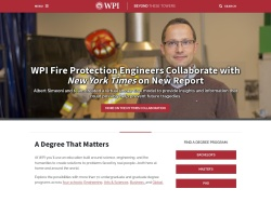 Worcester Polytechnic Institute - Official Site
