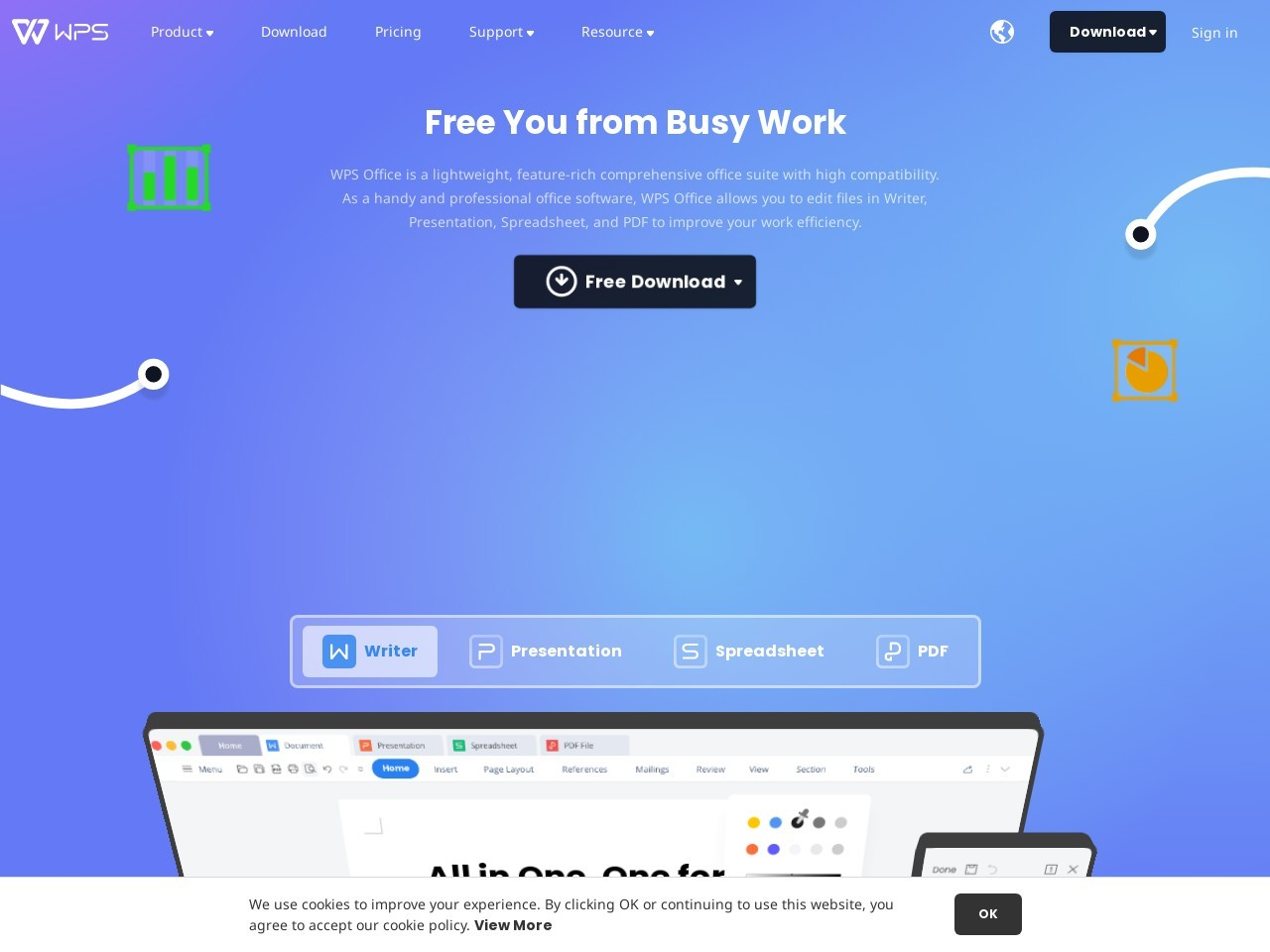 Special WPS Office 10 Business Edition Coupon Discount