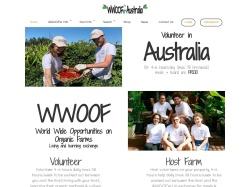 WWOOF Australia