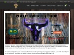 Platte River Fly Shop Coupon Code