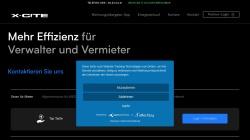 www.x-cite.de Vorschau, Promotionagentur X-Cite GmbH
