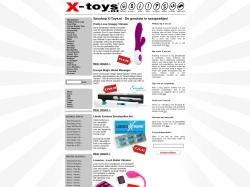 X-Toys.nl screenshot