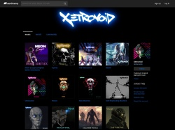 Xetrovoid Bandcamp coupon codes July 2018