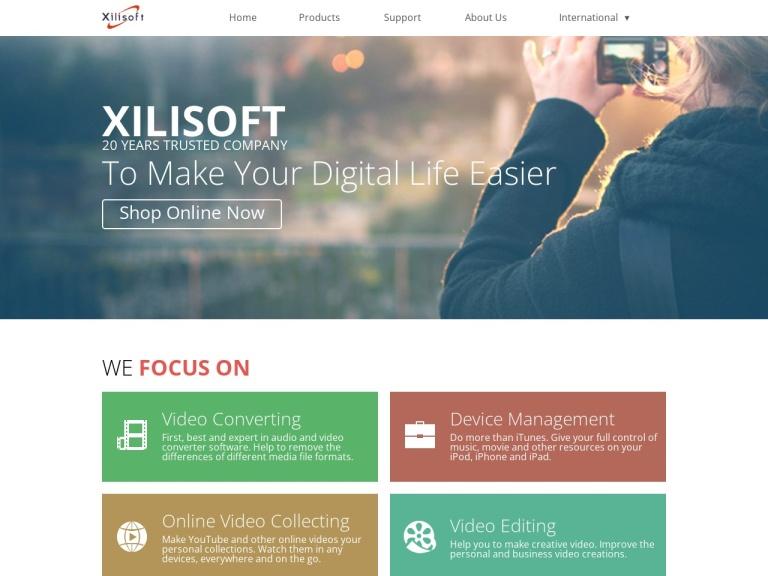 Xilisoft screenshot
