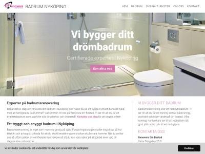 www.badrumnyköping.se