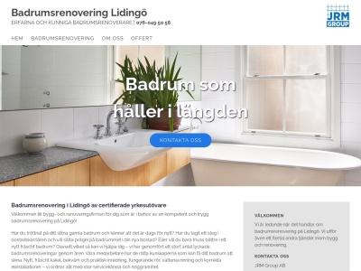 www.badrumsrenoveringlidingö.nu