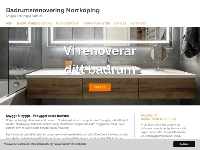 www.badrumsrenoveringnorrköping.nu