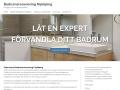 www.badrumsrenoveringnyköping.nu