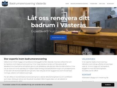www.badrumsrenoveringvästerås.nu