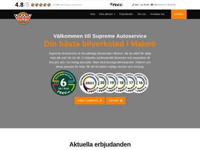 www.bilverkstadmalmö.nu