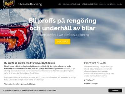 www.bilvårdsutbildning.nu
