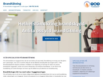 www.brandtätning.net