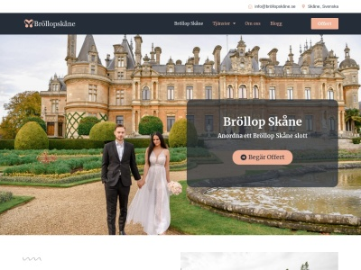 www.bröllopskåne.se