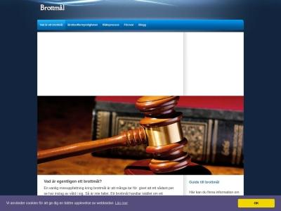 www.brottmål.com