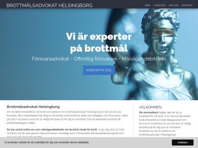 www.brottmålsadvokathelsingborg.se