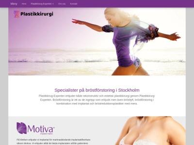 www.bröstförstoringstockholm.net