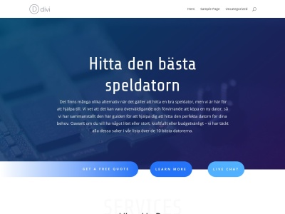 www.bästaspeldatorn.se
