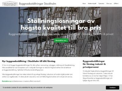 www.byggnadsställningar.net