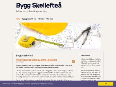 www.byggskellefteå.se