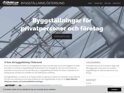 www.byggställningöstersund.se