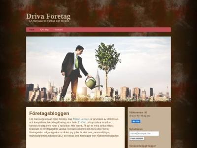 www.driva-företag.nu