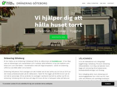www.dräneringgöteborg.com