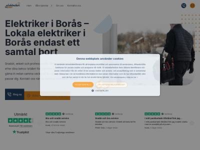 www.elektrikerborås.se