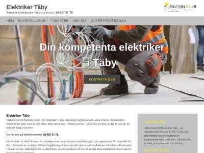 www.elektrikertäby.com
