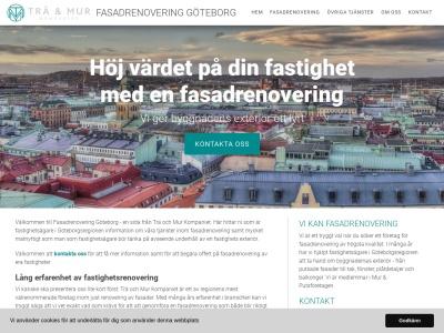 www.fasadrenoveringgöteborg.se