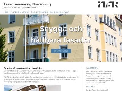 www.fasadrenoveringnorrköping.se