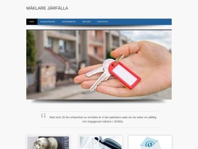 www.fastighetsmäklarejärfälla.se