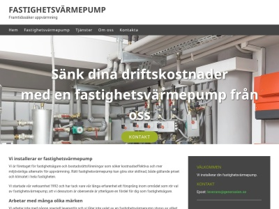 www.fastighetsvärmepump.nu
