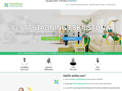 www.flyttstädeskilstuna.com