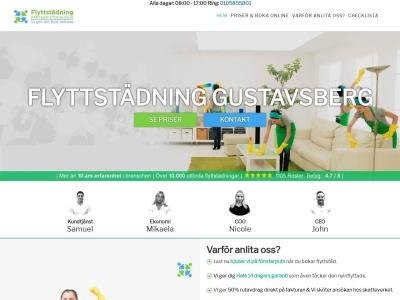 www.flyttstädgustavsberg.se