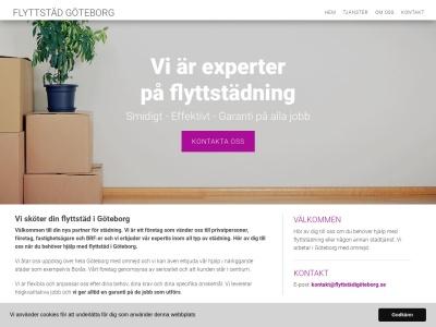 www.flyttstädigöteborg.se