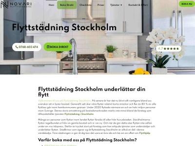 www.flyttstädningaristockholm.com