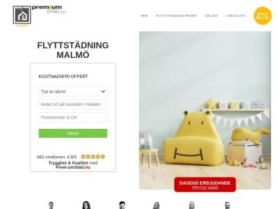 www.flyttstädningarmalmö.se