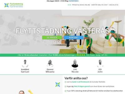 www.flyttstädningarvästerås.nu