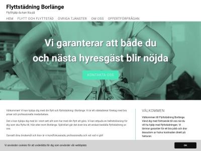 www.flyttstädningborlänge.nu