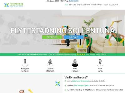 www.flyttstädningsollentuna.com