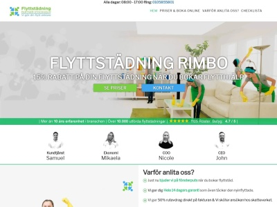 www.flyttstädrimbo.se