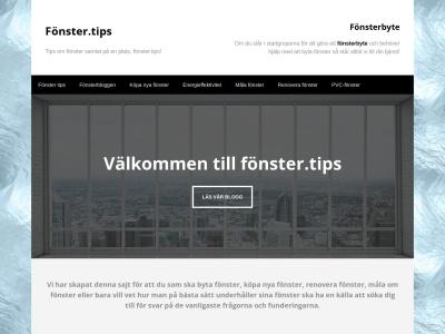 www.fönster.tips